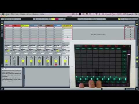 Setting up Touch OSC with Ableton Live