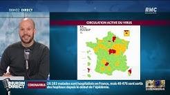 Le Lot et la Haute-Corse en rouge à la surprise générale: une 'erreur' de calcul?