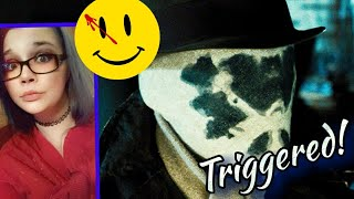 HBO Watchmen | Here Come The 'Alt-R*ght' Hit Pieces | Rorschach Is An Incel
