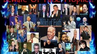 Word of Faith Heresies