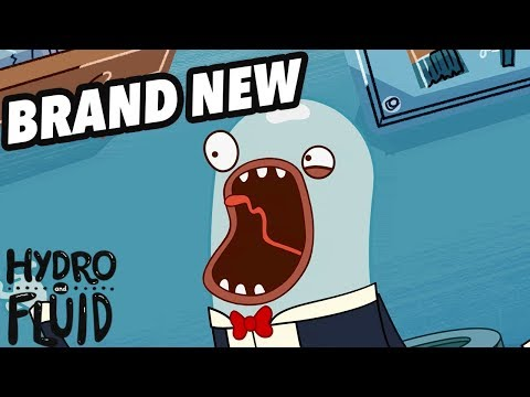 HYDRO and FLUID | Super Powers | HD Full Episodes | Funny
