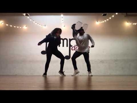Ella Mai - Boo'd Up | Choreography By Marcus Majors & Kathy Morales