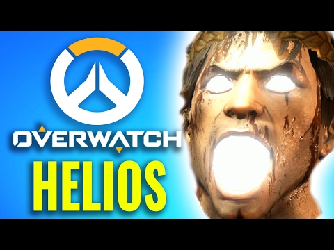 Upcoming Hero 'Helios' (Theory) [Overwatch Explained]