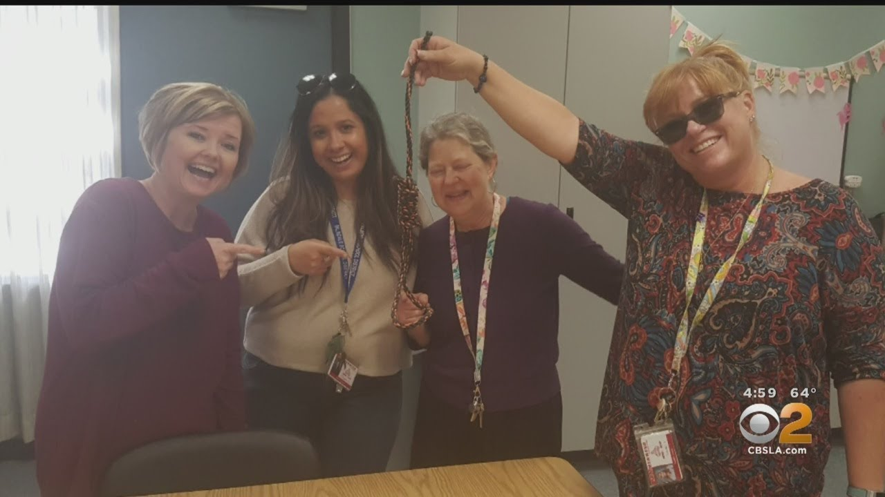 ) PALMDALE CALIFORNIA, BLACK PARENTS OUTRAGED AFTER PHOTO OF TEACHERS HOLDING NOOSE