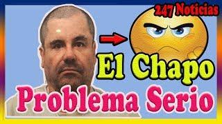 ¡ HACE UNAS HORAS ! Un problema serio fue revelado en el juicio de El Chapo.