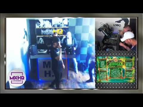 DJ RIKO & MC ERUPTION LIVE ON MIX HQ