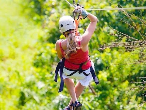 Top 5 Extreme Zip Line Parks Across America