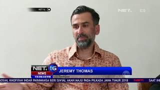 Penipuan Lahan Vila, Jeremy Thomas Berikan Bukti Tak Bersalah - NET16