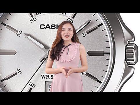 Đồng Hồ Casio MTP SỐ 1 VỀ GIÁ RẺ, BỀN VÀ ĐẸP. Nó Có Gì Hấp Dẫn?