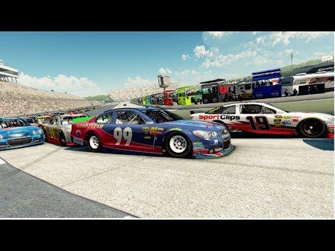 SHORT TRACK MADNESS! | NASCAR '15 CAREER