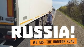 Bicycletouring in Russia - Episode 6
