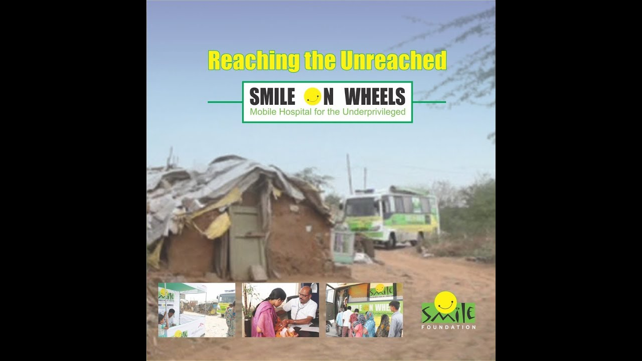 Healthcare NGO In India   Mobile Charitable Hospital For