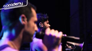 The Cat Empire 'Brighter Than Gold' Priority Session Live at O2 Academy Bournemouth