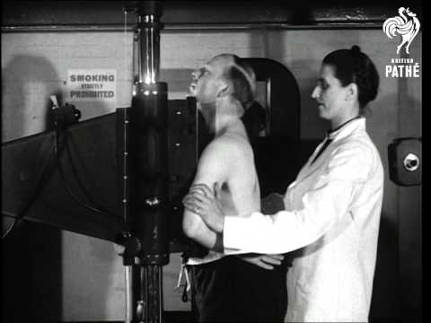 X Rays Radiologists Issue Title Is Step On It (1944)