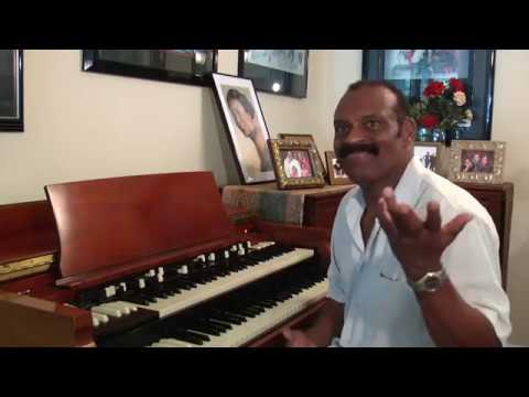 Caesar Frazier Lectures about the Hammond B-3 Organ