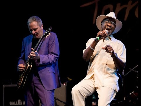 Anthony Paule Soul Orchestra With Frank Bey @ Porretta Soul Festival 2016