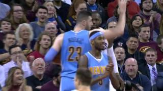 denver nuggets vs cleveland cavaliers full highlights   march 21 2016   nba 2016