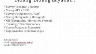 Jasa Surveyor Kabupaten Bener Meriah-Simpang Tiga Redelong ACEH