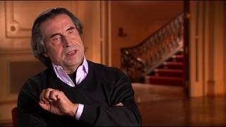 Riccardo muti on orff's 'carmina burana'