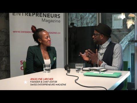 CEO Angelyne Larcher, Explains Exactly What The Swiss Enterpreneurs Magazine Represents
