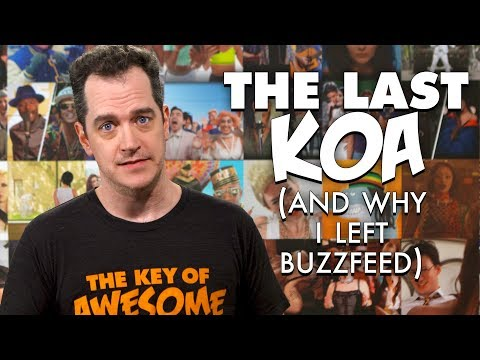 THE LAST KEY OF AWESOME