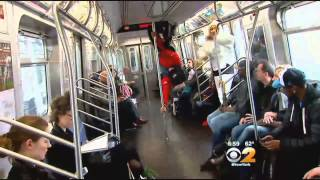 NYPD Announces Crackdown On Subway Dancers