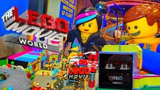 Lego Movie World details announced at IAAPA 2018