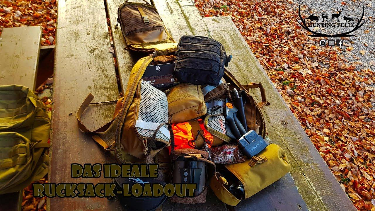 Download Mein Jagdrucksack und sein Inhalt / Gibt es das ideale Loadout?