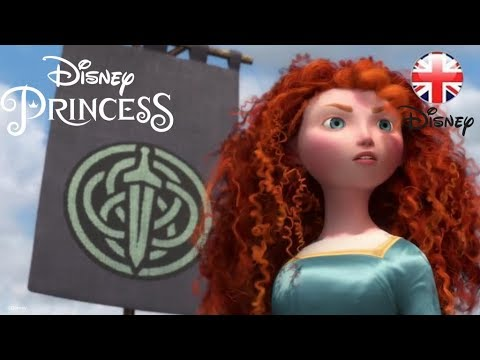 Brave European Premiere - Edinburgh International Film Festival | Official Disney Pixar | HD