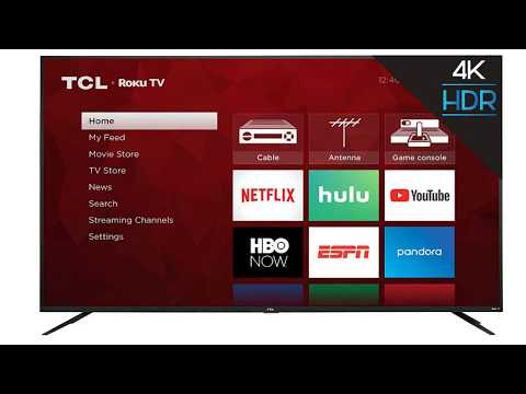 Must See !! TCL 75S425 75 Inch 4K UHD HDR Smart Roku TV 2019 Review