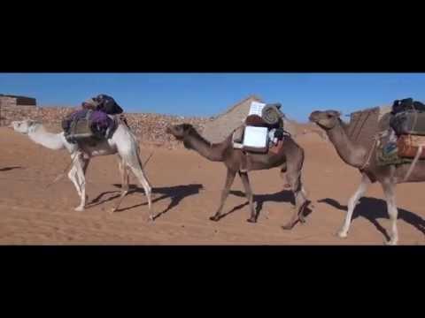 MAURITANIE : Trek saharien dans l'Adrar, Latitudes Vagabondes, 2014