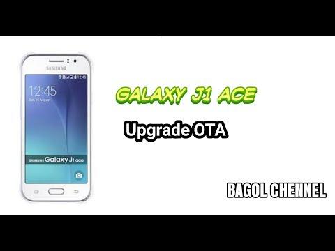 GALAXY J1 Ace Upgrade OTA in ( INDONESIA )