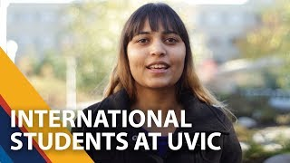 International students find a home at the University of Victoria