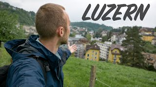A NEW DAY, A NEW LOCATION; Exploring Luzern