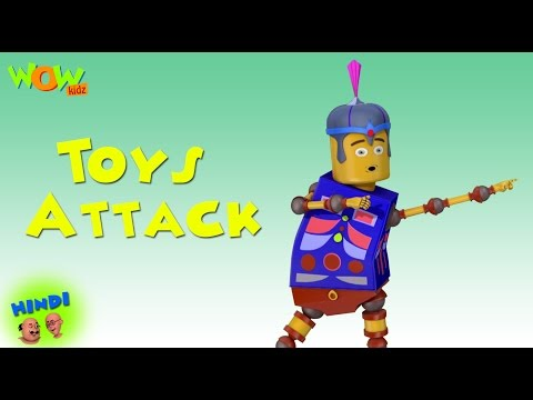 Toys Attack - Motu Patlu in Hindi WITH ENGLISH, SPANISH & FRENCH SUBTITLES thumbnail