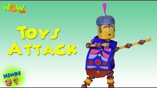 Toys Attack - Motu Patlu in Hindi WITH ENGLISH, SPANISH & FRENCH SUBTITLES