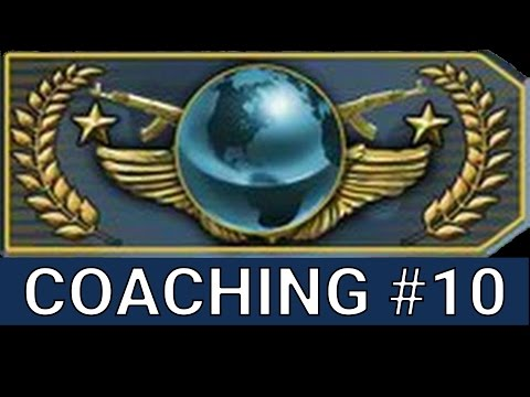 CS:GO Global Elite Coaching - part 10 - Making the right decisions