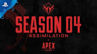 Apex Legends - Season 4: Assimilation Gameplay Trailer | PS4