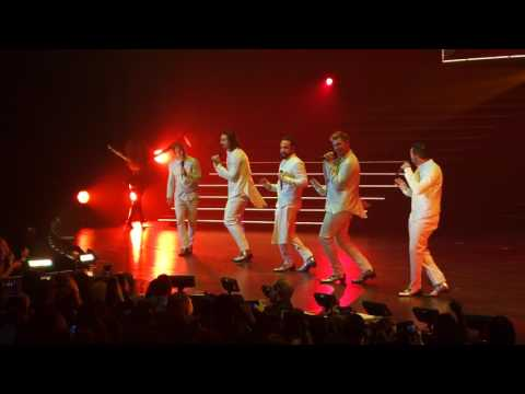 Get Down - Backstreet Boys - Larger than Life - Las vegas