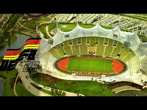 UEFA Euro 1988 Germany Stadiums