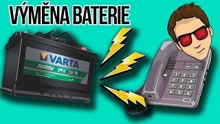 Jak si rozbít telefon ZADARMO aneb výměna baterie