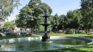 The Fountain at Parc Sir George Étienne Cartier