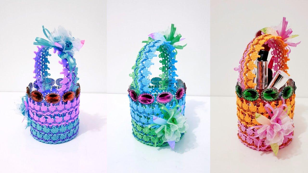 Ide Kreatif Dari Botol Air Plastik Limbah Ide Kerajinan Botol