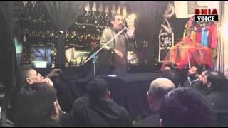 Allama Ghazanfar Abbas Tonsvi Majlis at Dua e Zahra Northampton UK 7th Nov 2014
