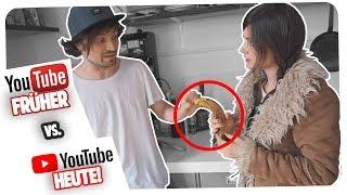 YouTube früher vs. YouTube heute | Joyce