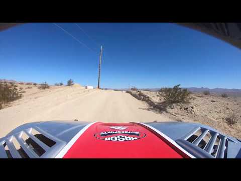 2019 Laughlin Desert Classic Time Trials: Coors Light Trophy Truck GoPro