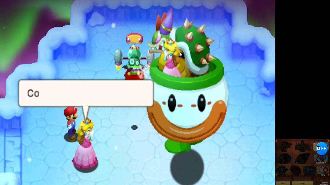 Mario Luigi Superstar Saga Bowser S Minions Part 23