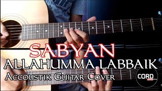 Gambar cover SABYAN - ALLAHUMMA LABBAIK (Acoustic Guitar Cover)