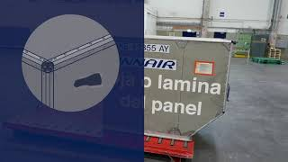 Container inspection in 60 seconds - Spanish