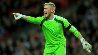 Kasper Schmeichel • Best Saves • Leicester City & Denmark